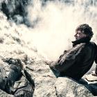 Andrew Rawlinson enjoying a waterfall in Iceland