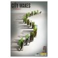 Syd Barrett - City Wakes Poster
