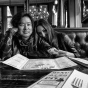 Roddy & Marina Bogawa, London
