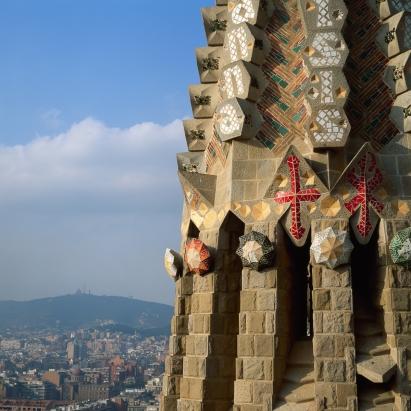 Sagrada Cover Image